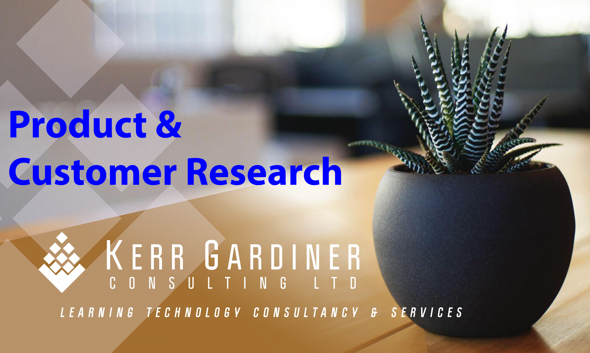 Product and customer research
